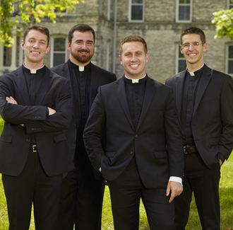 Meet your Seminarians